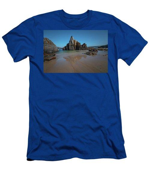 Playa Mexota - Spain Men's T-Shirt (Athletic Fit)