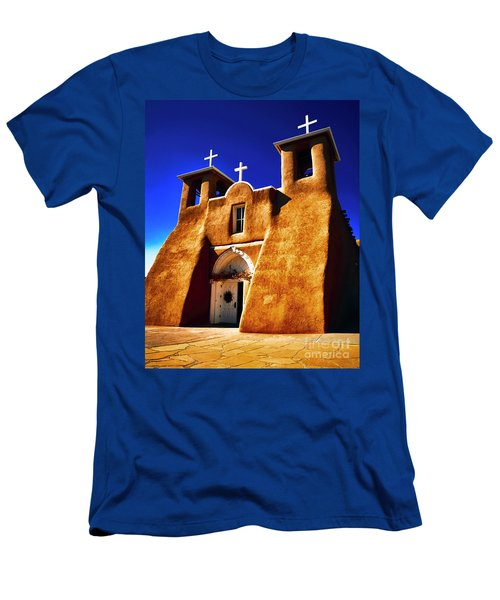 Ranchos Church  Xxxii Men's T-Shirt (Athletic Fit)