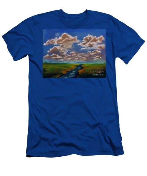 River To Nowhere Men's T-Shirt (Athletic Fit)