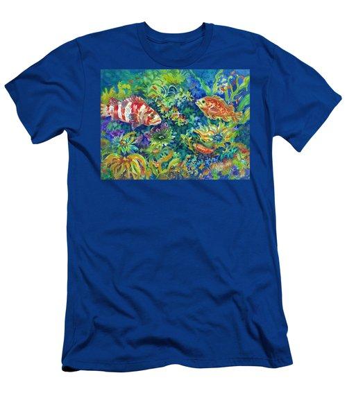 Rockfish Men's T-Shirt (Athletic Fit)
