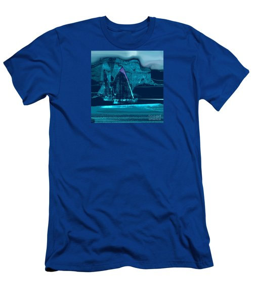 Sailing  With Pythagoras No.4 Men's T-Shirt (Athletic Fit)