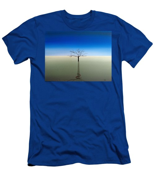 Shadow Of Asclepius Men's T-Shirt (Athletic Fit)