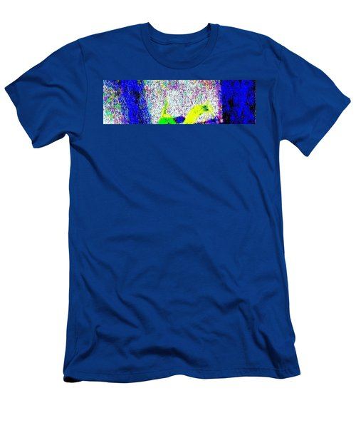 Shattered  -  Light  -  An Experiment Men's T-Shirt (Athletic Fit)