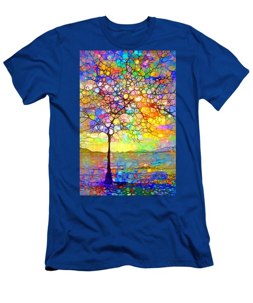 Sometimes We All Need A Little Colour Men's T-Shirt (Athletic Fit)
