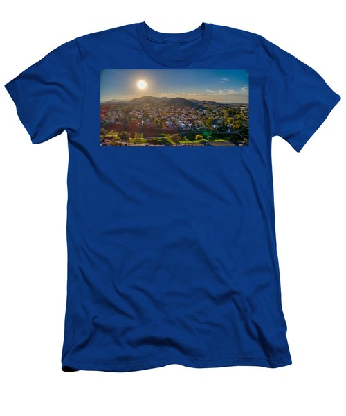 South Mountain Sunset Men's T-Shirt (Athletic Fit)