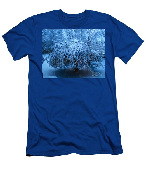 Spring Snow Men's T-Shirt (Athletic Fit)