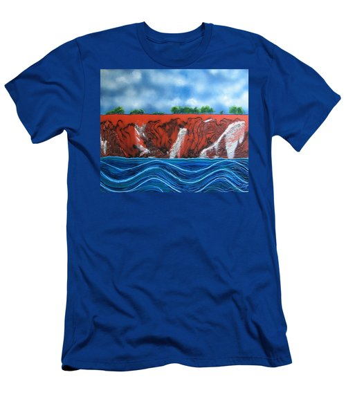 Stormy Pera 2 Men's T-Shirt (Athletic Fit)