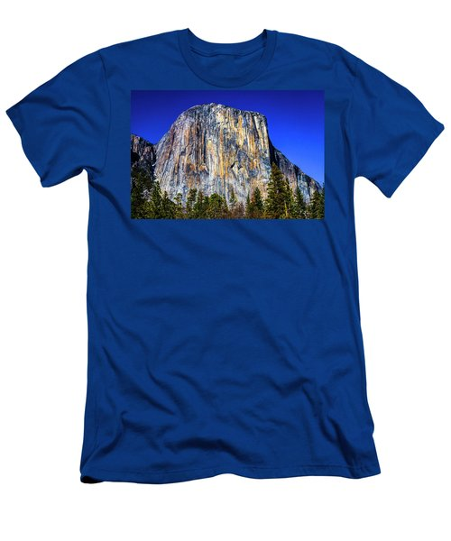 Striking El Capitan Men's T-Shirt (Athletic Fit)