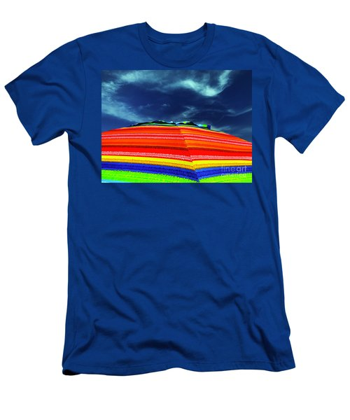 Men's T-Shirt (Athletic Fit) featuring the photograph Sunny Side Up by Rick Locke