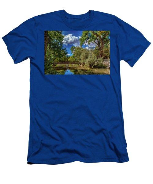 Sunrise Springs Men's T-Shirt (Athletic Fit)