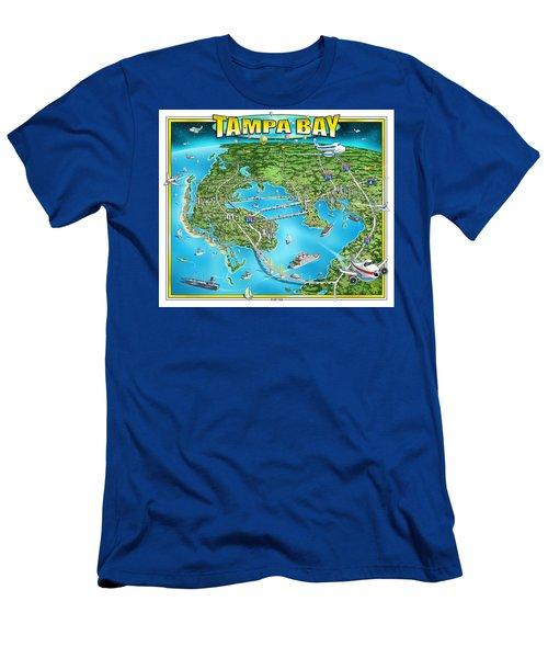 Tampa Bay 2019 Men's T-Shirt (Athletic Fit)