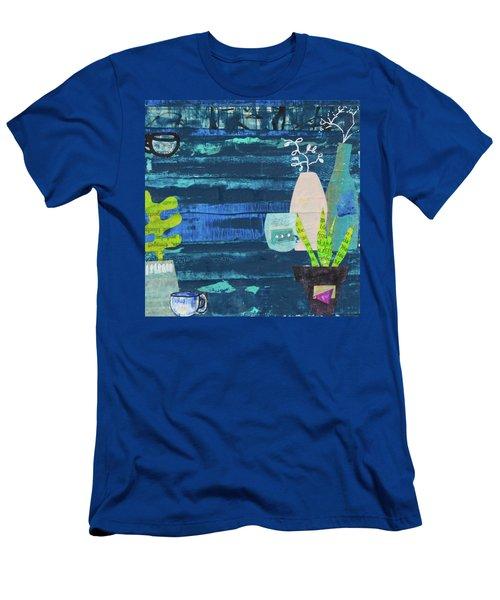 Teatime Three Men's T-Shirt (Athletic Fit)