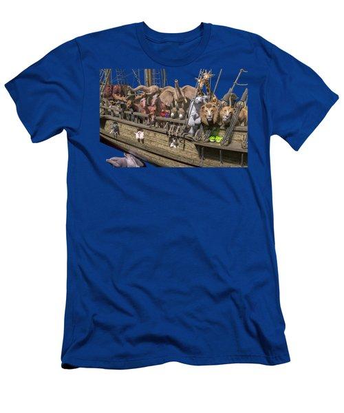 The Ark Men's T-Shirt (Athletic Fit)