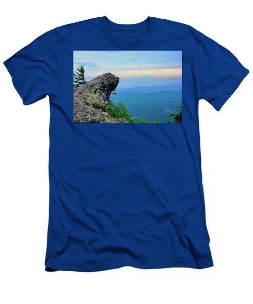 The Blowing Rock Men's T-Shirt (Athletic Fit)