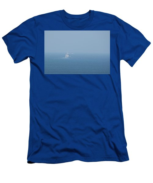 The Coast Guard Men's T-Shirt (Athletic Fit)