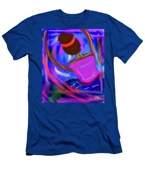 The Intercessor Men's T-Shirt (Athletic Fit)