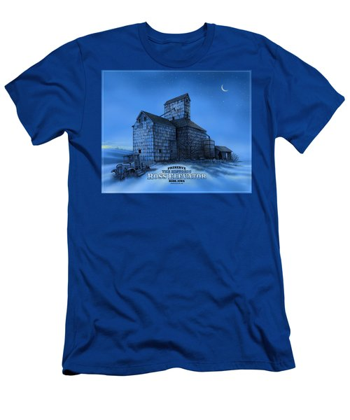 The Ross Elevator Version 3 Men's T-Shirt (Athletic Fit)