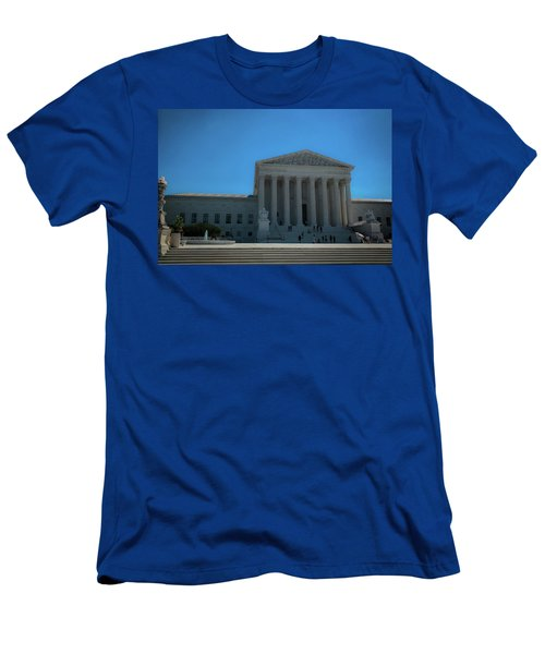The Supreme Court Men's T-Shirt (Athletic Fit)