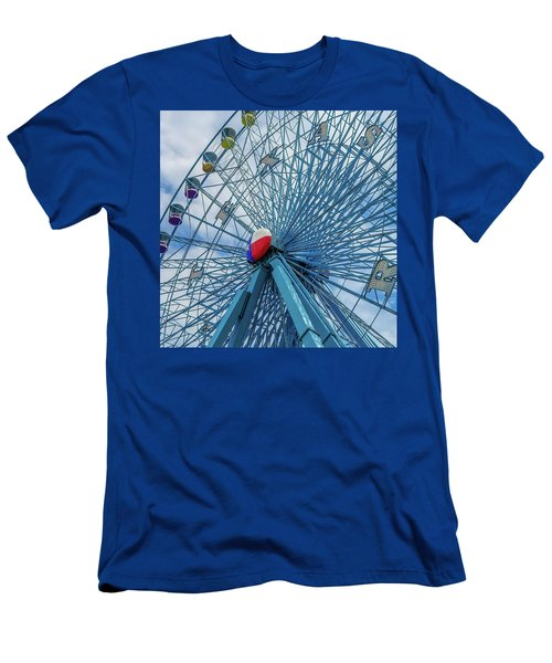 The Texas Star, State Fair Of Texas Men's T-Shirt (Athletic Fit)
