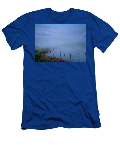 Thorhild Pond Men's T-Shirt (Athletic Fit)