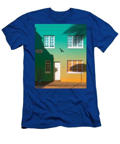 Tropical London Men's T-Shirt (Athletic Fit)