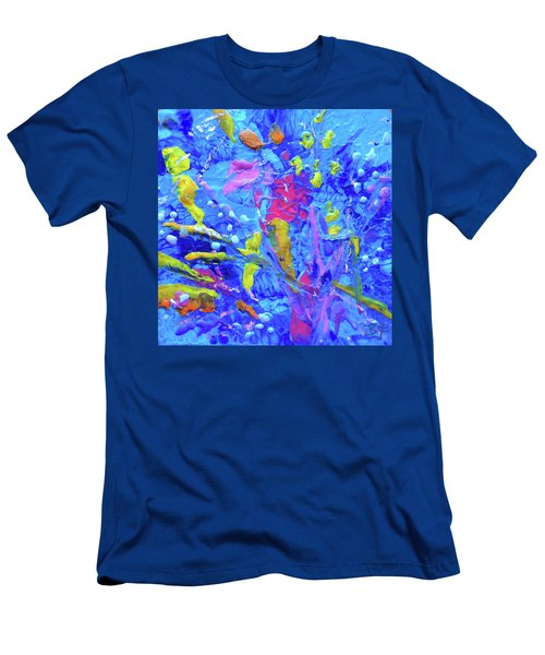 Under The Reef - Detail Men's T-Shirt (Athletic Fit)