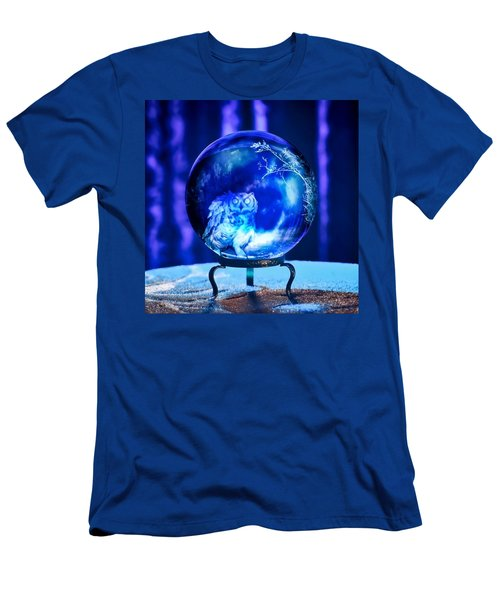 Men's T-Shirt (Athletic Fit) featuring the photograph What Is Your Spirit Animal? by Judy Kennedy