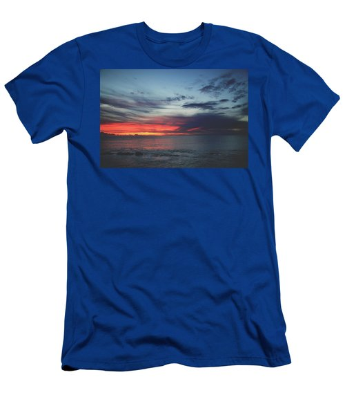 What's In Your Heart Men's T-Shirt (Athletic Fit)