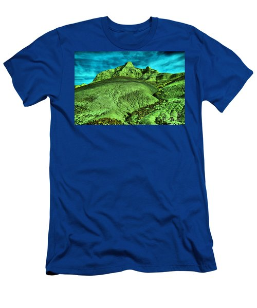 Where Spirits Linger  Men's T-Shirt (Athletic Fit)
