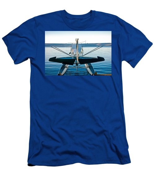 Wild Blue Men's T-Shirt (Athletic Fit)