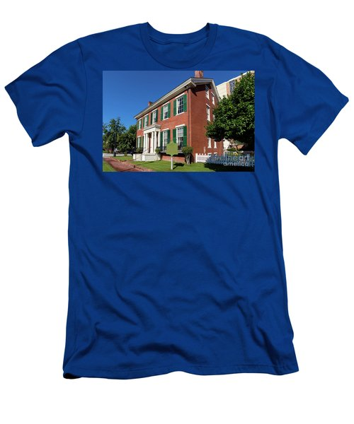 Woodrow Wilson Boyhood Home - Augusta Ga 2 Men's T-Shirt (Athletic Fit)