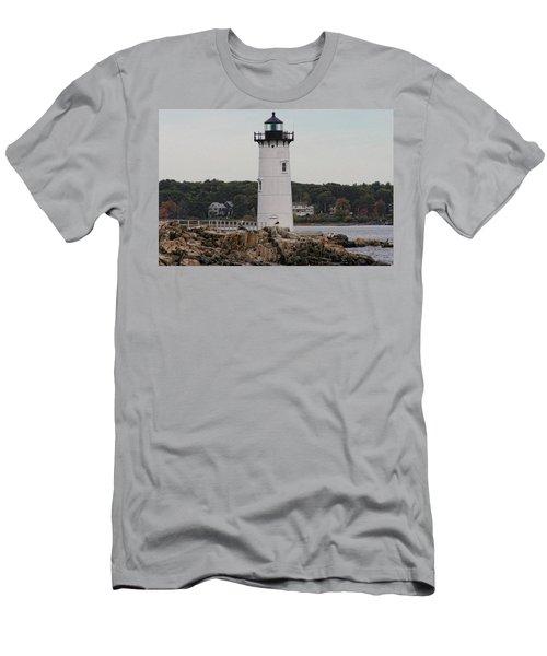 Fort Constitution Light Men's T-Shirt (Athletic Fit)