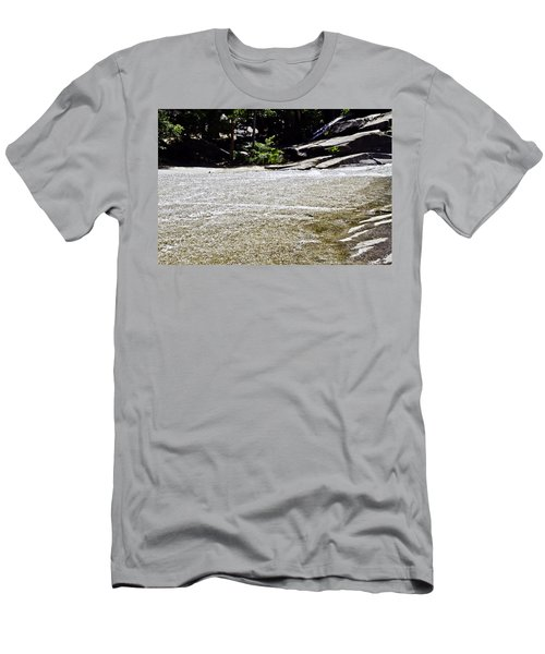 Granite River Men's T-Shirt (Slim Fit) by Brian Williamson