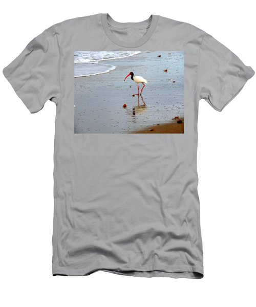 Lone Ibis Men's T-Shirt (Athletic Fit)