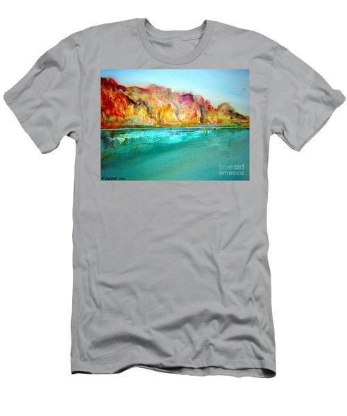 The Kimberly Australia Nt Men's T-Shirt (Athletic Fit)