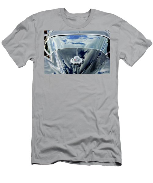 1967 Chevrolet Corvette Rear Emblem Men's T-Shirt (Athletic Fit)