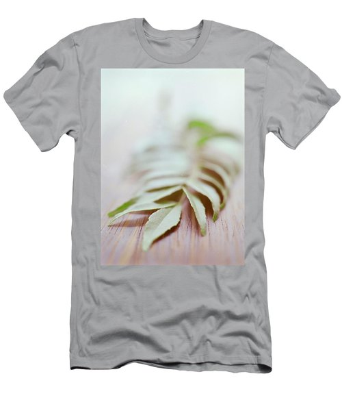 Curry Leaves Men's T-Shirt (Athletic Fit)