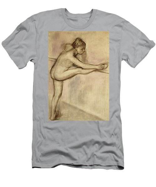 Dancer At The Bar Men's T-Shirt (Athletic Fit)