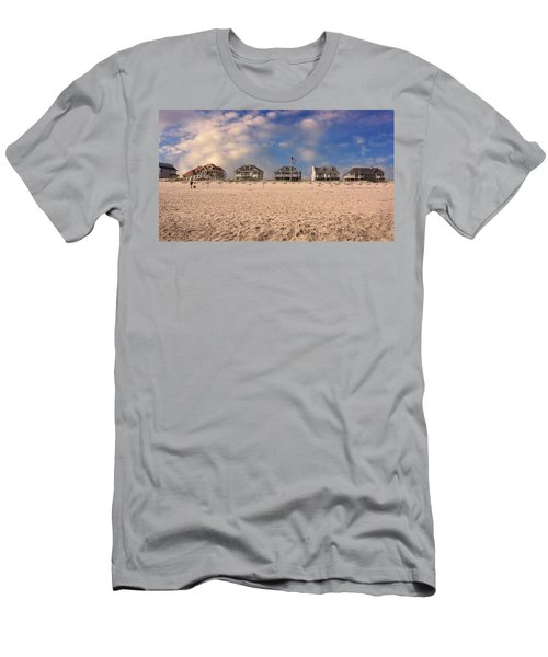 Dune Road Men's T-Shirt (Athletic Fit)