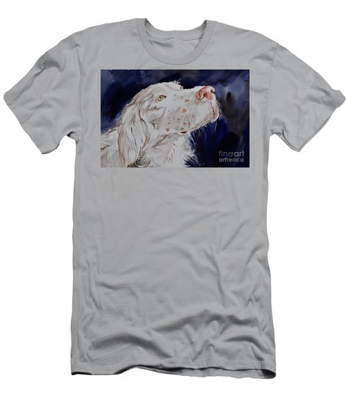 English Setter  Men's T-Shirt (Athletic Fit)