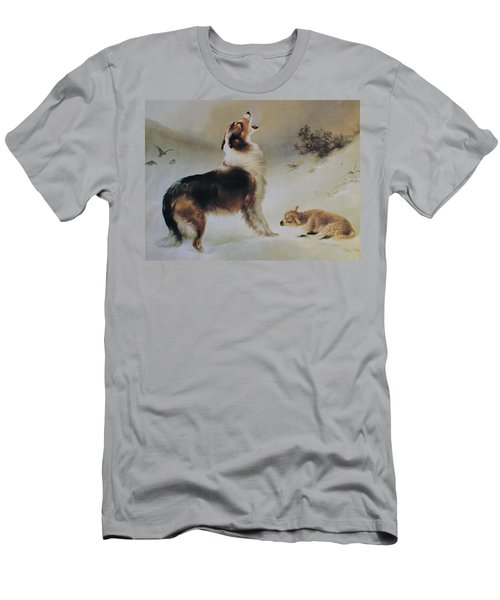 Found Men's T-Shirt (Athletic Fit)