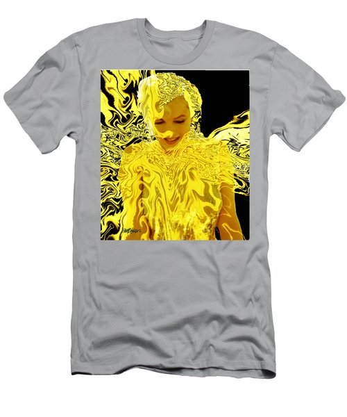 Golden Goddess Men's T-Shirt (Athletic Fit)