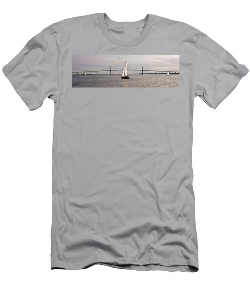 Gryphon Swan 44 Yacht Sailing Men's T-Shirt (Athletic Fit)