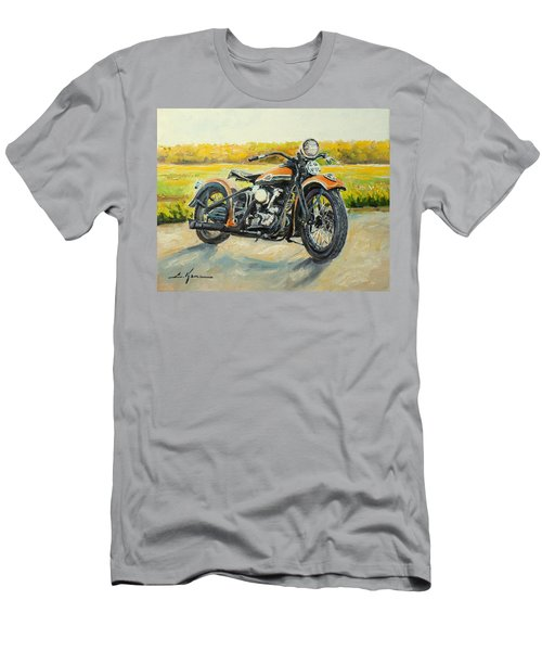 Harley Davidson 1946 Men's T-Shirt (Athletic Fit)