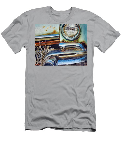 In The Beaten Path Men's T-Shirt (Athletic Fit)