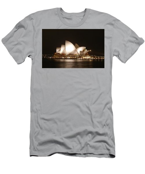 Night At The Opera Men's T-Shirt (Slim Fit) by Ellen Henneke