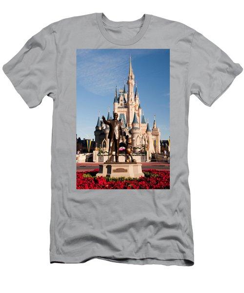 Partners 2 Men's T-Shirt (Athletic Fit)