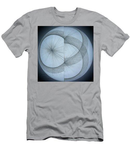 Photon Double Slit Test Men's T-Shirt (Athletic Fit)