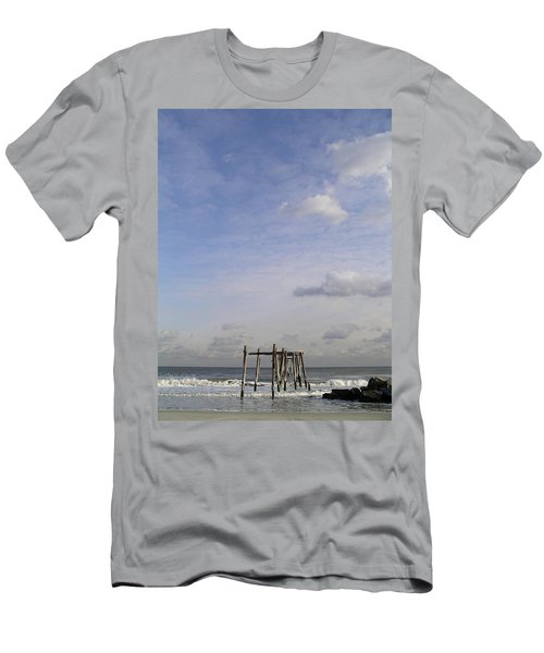 Pier Sky Men's T-Shirt (Athletic Fit)