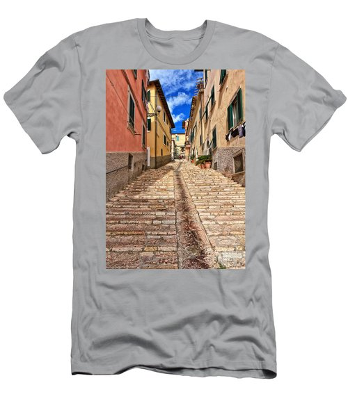Portoferraio - Isle Of Elba Men's T-Shirt (Athletic Fit)